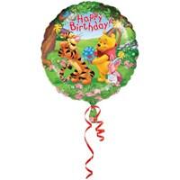 Winnie Happy Birtday 18 İnc Folyo Balon