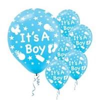 İt's A Boy Balon