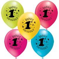 Partisepeti 1 Yaş Balon