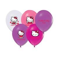 Partisepeti Hello Kitty Baskılı Balon