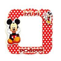 Mickey Mouse Magnet Çerçeve