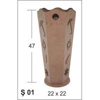 Hobi Sanatsal -Dekoratif Vazo