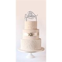 Ayşegül Evleniyor Pasta Süsü 03