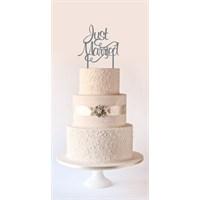 Ayşegül Evleniyor Pasta Süsü 05