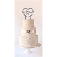 Ayşegül Evleniyor Pasta Süsü 06