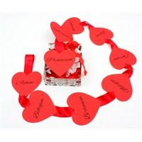 Ayşegül Evleniyor Kutu İçinde Sevgi Kelimeleri