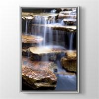 Pluscanvas - Waterfall Iı Tablo