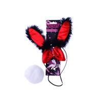 KullanAtMarket Kırmızı Tavşan Seti