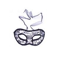 Kullan At Market Siyah Tül Balo Maskesi