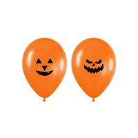 KullanAtMarket Halloween Turuncu Balon