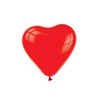 KullanAtMarket Kırmızı Kalp Balon