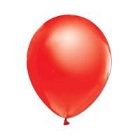KullanAtMarket Metalik Kırmızı Balon