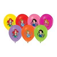 KullanAtMarket Prensesler Balon