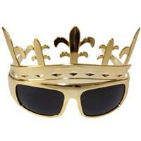 Pandoli Sarı Kral Tacı Şekilli Gözlük
