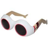 Pandoli Beyaz Bayan Bacaklı Gözlük