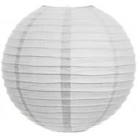 Pandoli Çin Feneri Asma Süs Beyaz Renk 35 Cm
