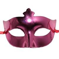 Pandoli Pembe Renk Eğlence Maskesi