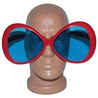 Pandoli Mega Boy Parti Gözlüğü Kırmızı Renk