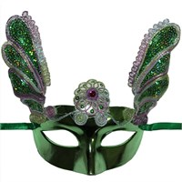 Pandoli Yeşil Venedik Maskesi