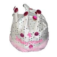 Pandoli Birthday Princess Parti Şapkası Pembe Renk