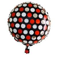 Pandoli Karışık Renk Puantiyeli Folyo Balon