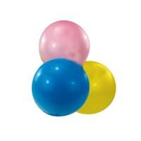 Pandoli 10 Adet Karışık Metalik Düz Renk Sedefli Latex Balon