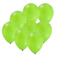 Pandoli 100 Adet Yeşil Metalik Düz Renk Sedefli Latex Balon