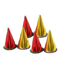 Pandoli 10 Adet Külah Kartondan Yılbaşı Şapkası