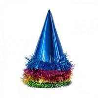 Pandoli 50 Adet Kukuletalı Kartondan Parti Şapkası