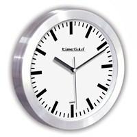Trendy Duvat Saati 25cm Çap-Beyaz