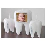 Horizon Mum Diş Modelli Mum