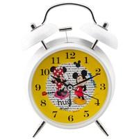 Ykc Mickey Mouse Alarmlı Ve Işıklı Masa Saati