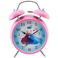 Ykc Disney Frozen Alarmlı Ve Işıklı Masa Saati