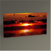 Tablo 360 Sunset Panaroma Iı Tablo 60X30