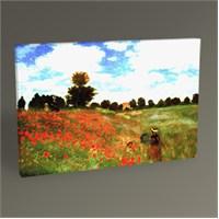 Tablo 360 Claude Monet Mısır Gelincikler Tablo 45X30