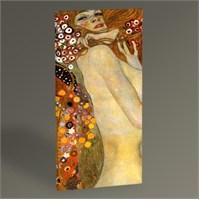 Tablo 360 Gustav Klimt Su Yılanları Iı Tablo 60X30