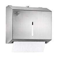 Rulopak Paslanmaz 200'lü Z-Katlama Kağıt Havlu Dispenseri