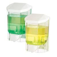 Rulopak Ekonomik Sıvı Sabun Dispenseri Şeffaf