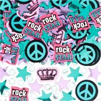 Parti Paketi Rocker Girl Konfeti 14Gr