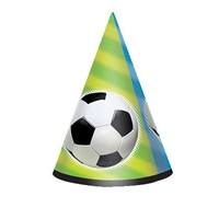 Parti Paketi Futbol Partisi Parti Şapkası