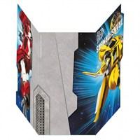 Parti Paketi Transformers 2 Davetiye