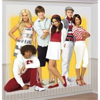 Parti Paketi High School Musical 3 Duvar Dekoru