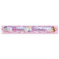 Parti Paketi Disney Prensesler Folyo Banner