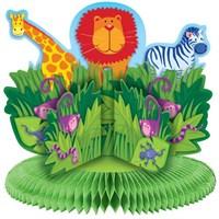 Parti Paketi Orman Krallığı Partisi Masa Orta Süsü