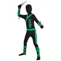 Parti Paketi Ninja Parti Kostümü 6-7 Yaş