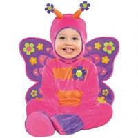 Parti Paketi Bebek Kelebek Kostümü 6-12 Ay