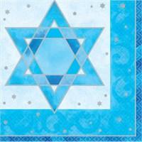Parti Paketi Davud'un Yıldızı Peçete