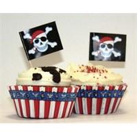 Parti Paketi Korsan Partisi Cupcake Kiti