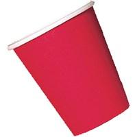Parti Paketi Kırmızı Bardak