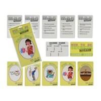 Parti Paketi Anne Adayının Sırları Baby Shower Parti Oyunu